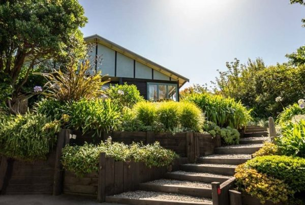 Feng Shui house in Kapiti Coast, New Zealand