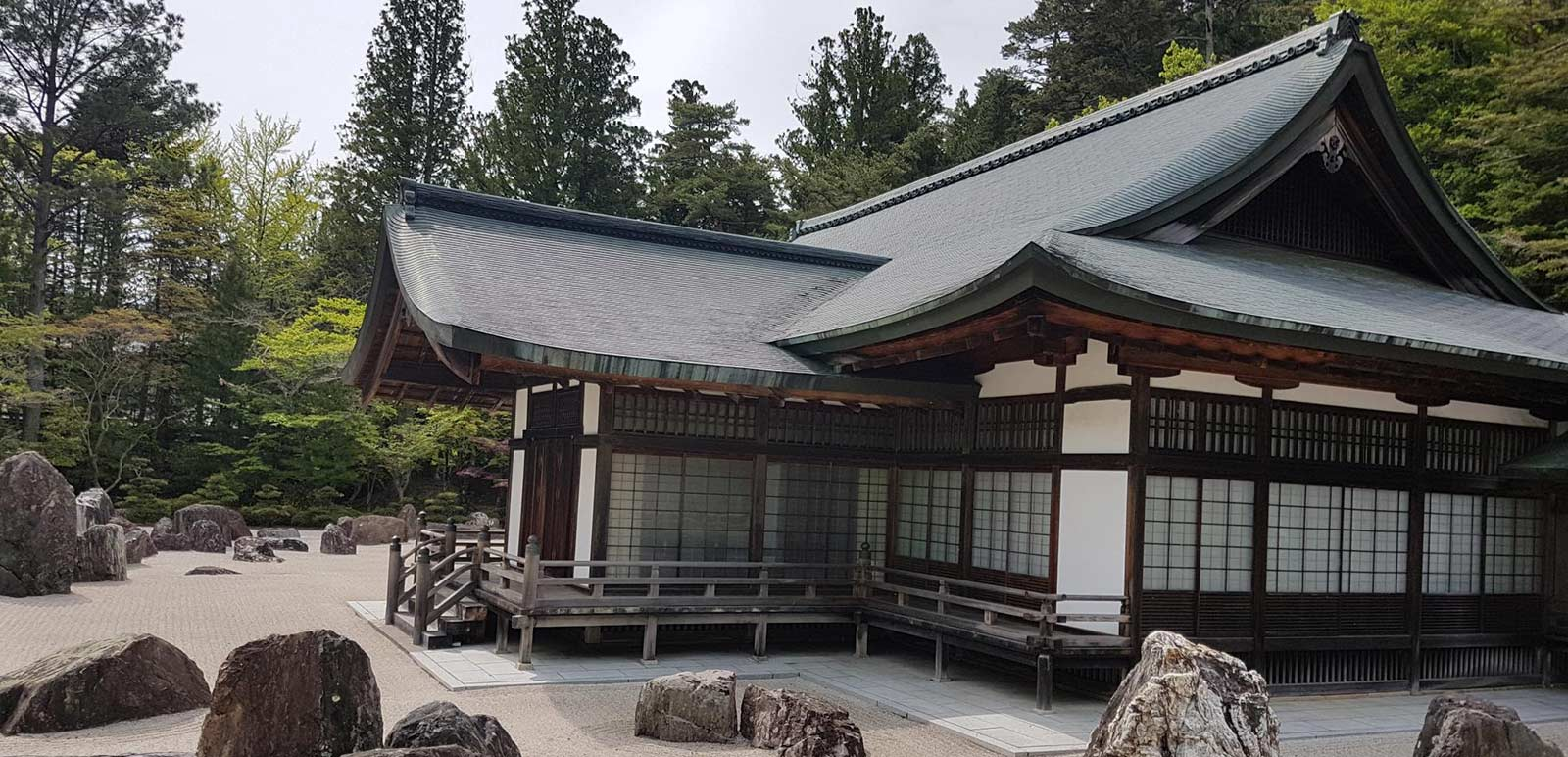 The Japanese Temple Experience
